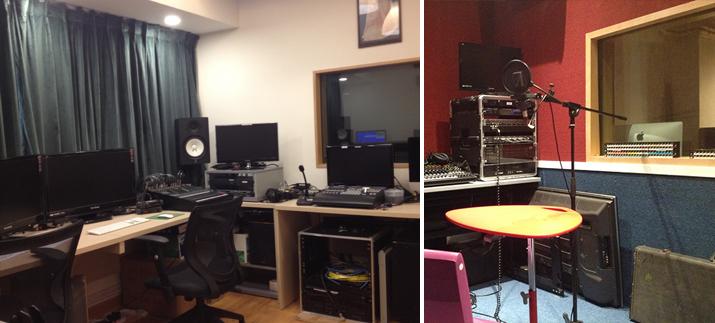 活水中心LS Centre-製作室LS Production