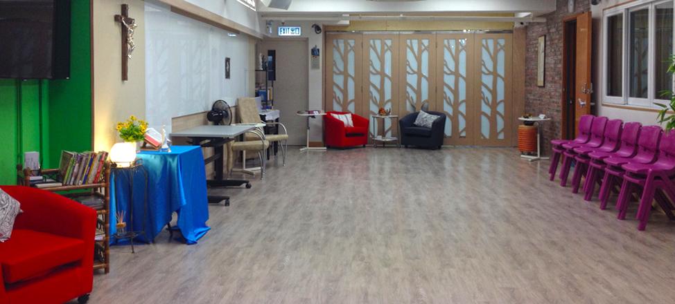 活水中心LS Centre-活水堂LS Hall